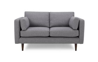 2 Seater Sofa Marl Plain