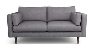 Marl Fabric Medium Sofa
