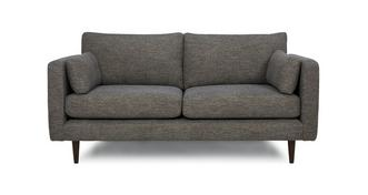 Marl Fabric Weave Fabric Medium Sofa