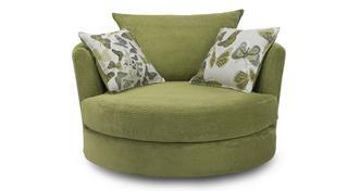 Marni Large Swivel Chair