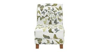 Marni Pattern Accent Chair