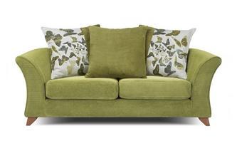 2 Seater Pillow Back Sofa Escape