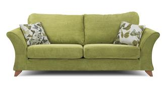 Marni 3 Seater Formal Back Sofa