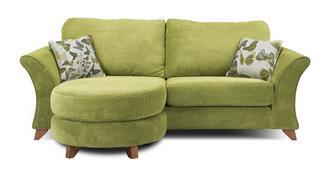 Marni 3 Seater Formal Back Lounger Sofa
