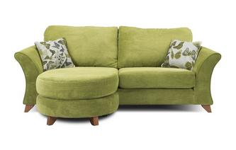 3 Seater Formal Back Lounger Sofa Escape