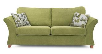 Marni 3 Seater Formal Back Sofa Bed