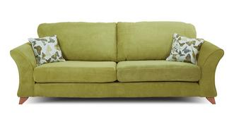 Marni 4 Seater Formal Back Sofa