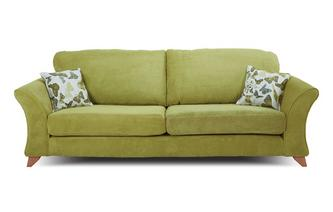 4 Seater Formal Back Sofa Escape