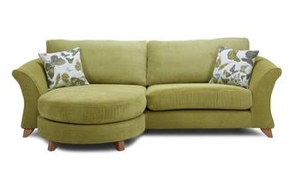 4 Seater Formal Back Lounger Sofa Escape