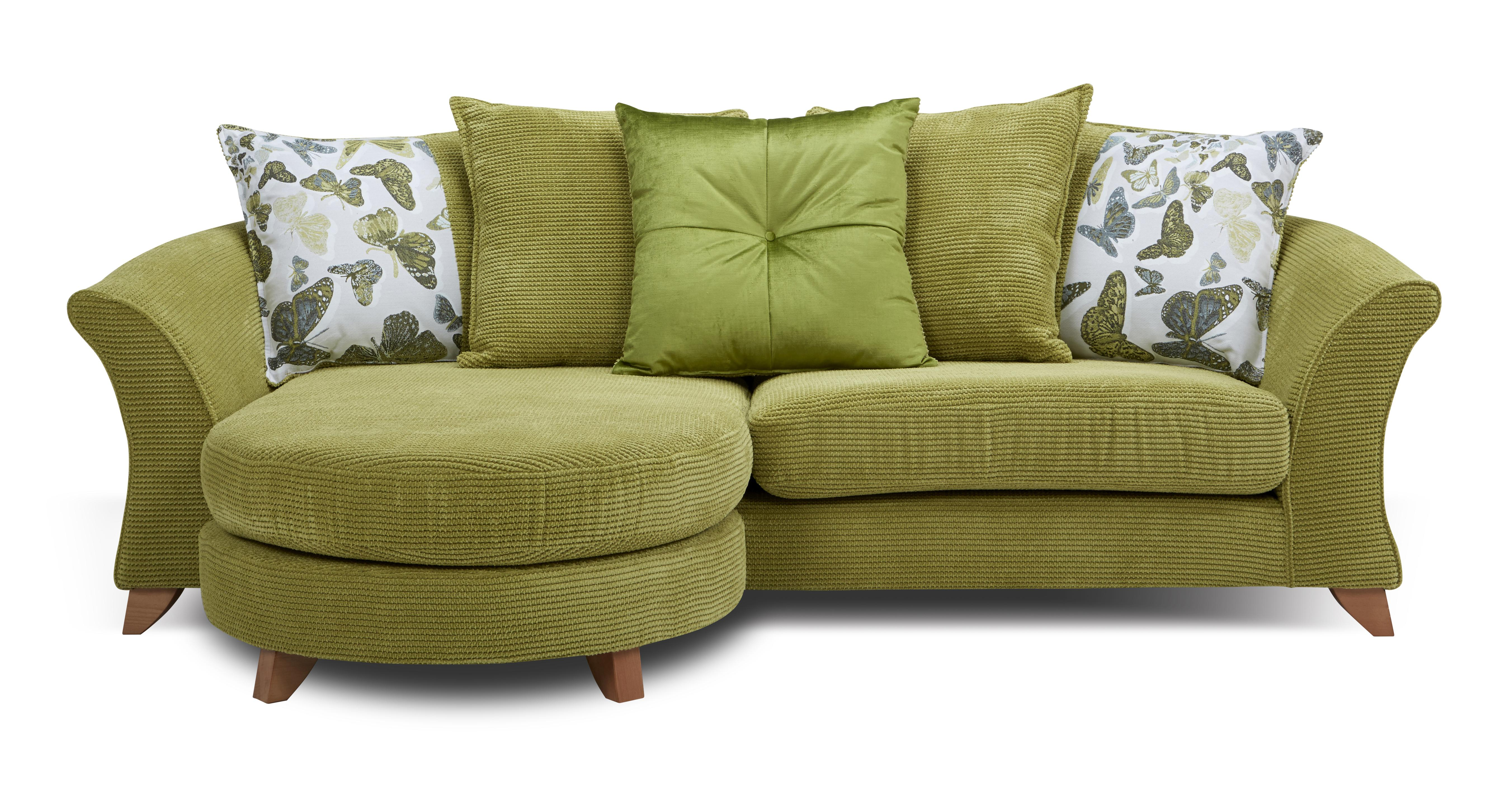 Marni 4 seater pillow back lounger sofa escape dfs ireland for Perez 4 seater pillow back sectional sofa