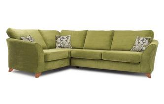 Right Hand Facing 3 Seater Formal Back Corner Sofa Escape