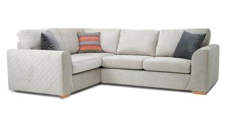 Marquee Right Hand Facing 2 Seater Corner Sofa