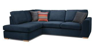 Marquee Right Hand Facing Arm Open End Corner Sofa