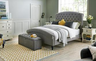 Marquess Double Bed Frame Marquess