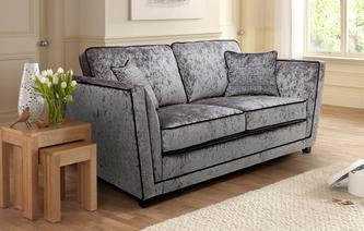 Marquise 2 Seater Formal Back Deluxe Sofa Bed Marquise