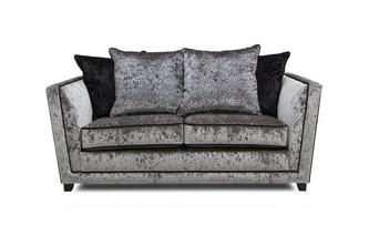 2 Seater Pillow Back Deluxe Sofa Bed Marquise