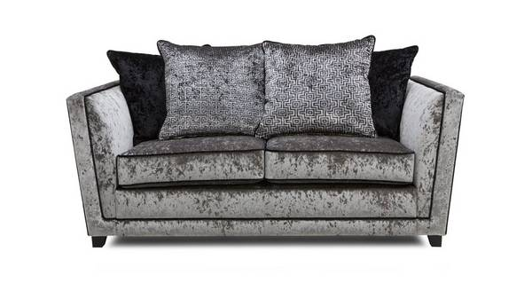 Marquise 2 Seater Pillow Back Deluxe Sofa Bed