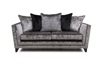 3 Seater Pillow Back Sofa Marquise