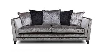 Marquise 4 Seater Pillow Back Sofa