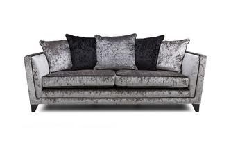 4 Seater Pillow Back Sofa Marquise
