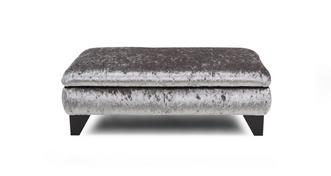 Marquise Banquette Footstool
