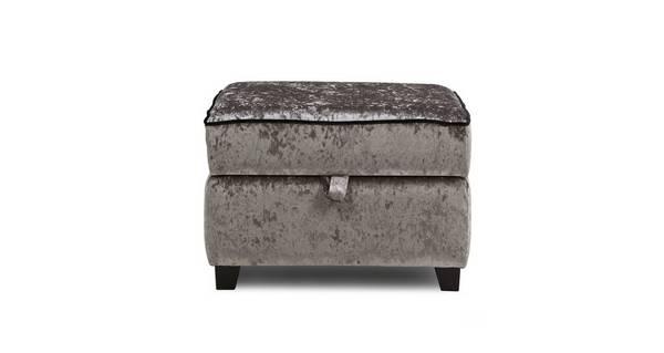 Marquise Storage Footstool
