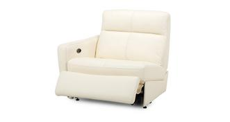 Marriott Left Arm Facing 1 Seat Electric Recliner Unit