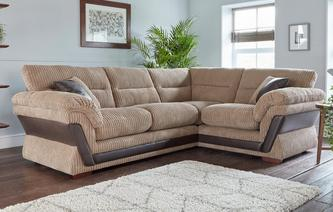 Marsh Left Hand Facing 2 Piece Corner Sofa Samson
