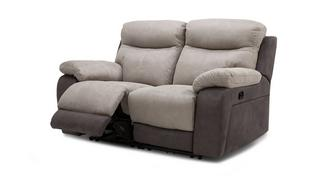 Marsha 2 Seater Manual Recliner