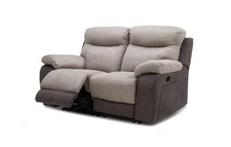 2 Seater Manual Recliner Arizona