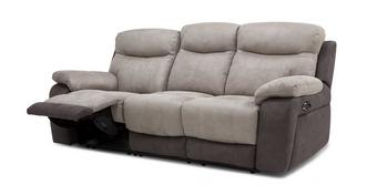 Marsha 3 Seater Electric Recliner