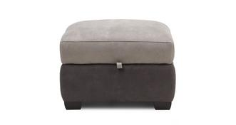 Marsha Storage Footstool