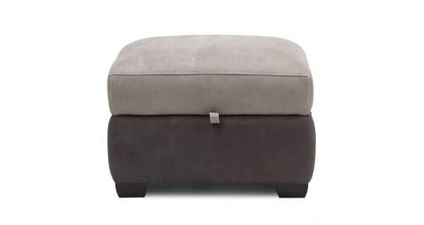 Marsha Storage Footstool