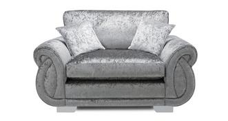 Matilda Formal Back Cuddler Sofa