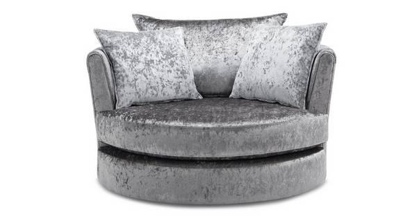 Matilda Large Swivel Chair