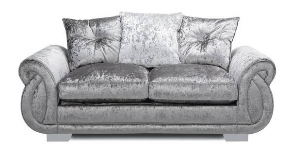 Matilda Pillow Back 2 Seater Sofa