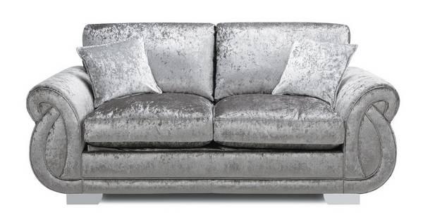 Matilda Formal Back 2 Seater Supreme Sofa Bed