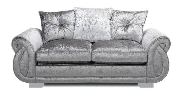 Matilda Pillow Back 2 Seater Supreme Sofa Bed