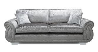 Matilda Formal Back 4 Seater Sofa