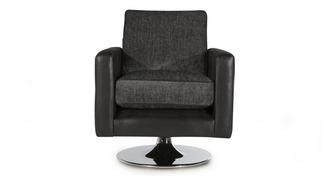 Matinee Plain Swivel Chair