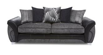Matinee 4 Seater Pillow Back Sofa