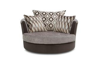 Large Swivel Chair Chance