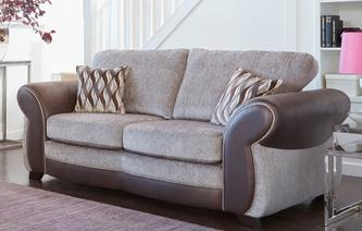 Matira Large 2 Seater Formal Back Deluxe Sofa Bed Chance
