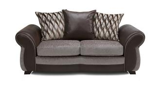 Matira Large 2 Seater Pillow Back Deluxe Sofa Bed