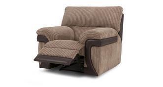 Mawson Handbediende recliner stoel