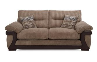 3 Seater Sofa Mawson Rib