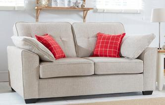 Maxwell 2 Seater Deluxe Sofa Bed Keeper