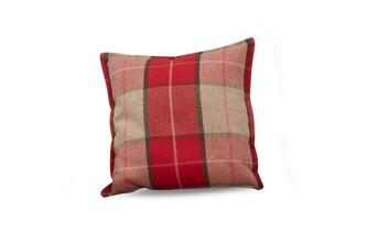 Multi Check Scatter Cushion Keeper Multi Check