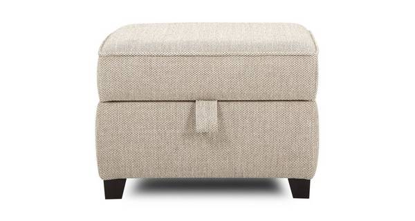 Maxwell Storage Footstool