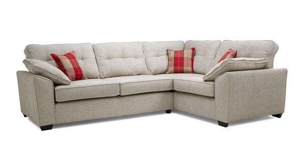 Maxwell Left Hand Facing 3 Seater Corner Sofa